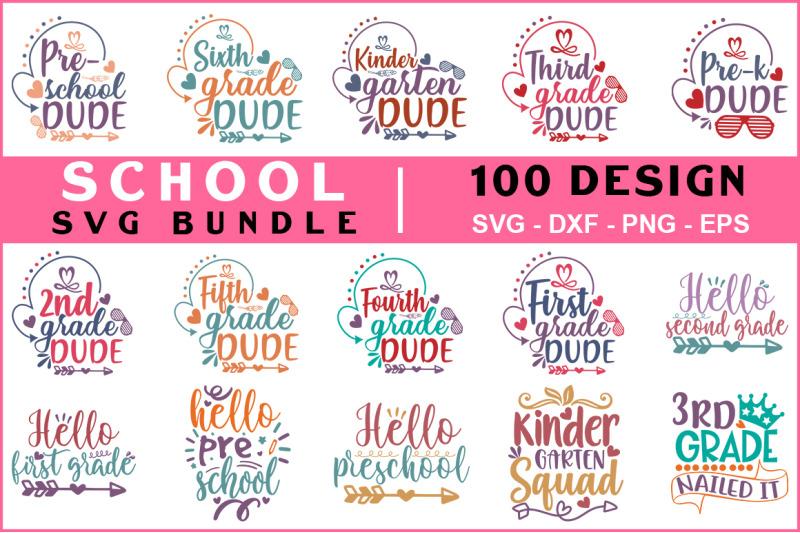 school-svg-mega-bundle