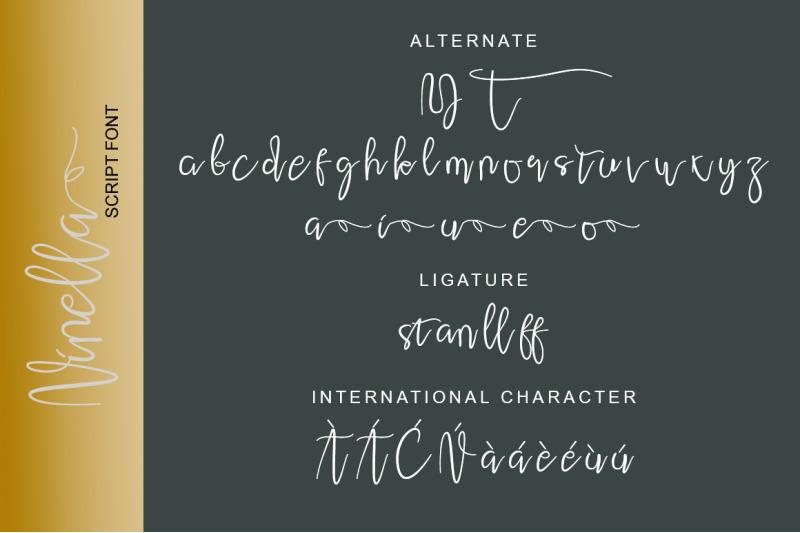 ninella-a-script-font