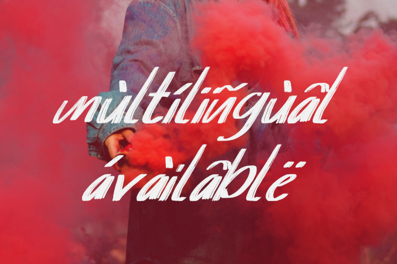 senorita-brushes-font