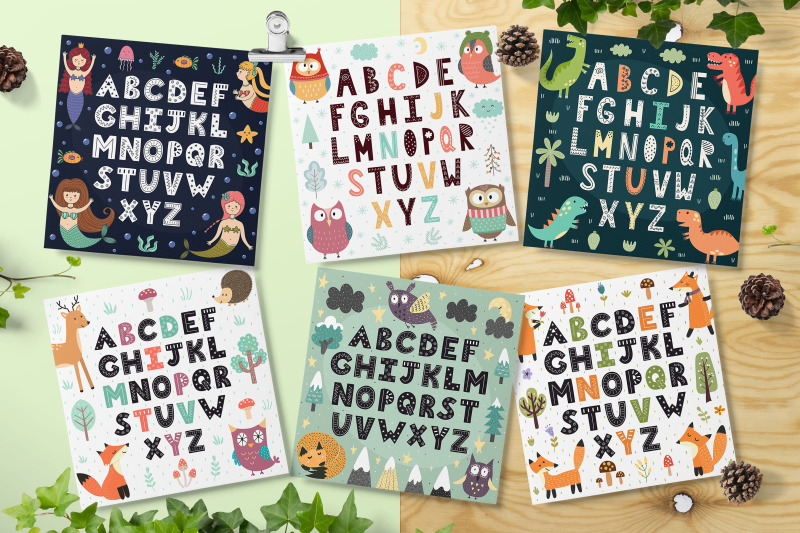 abc-alphabet-posters-pack