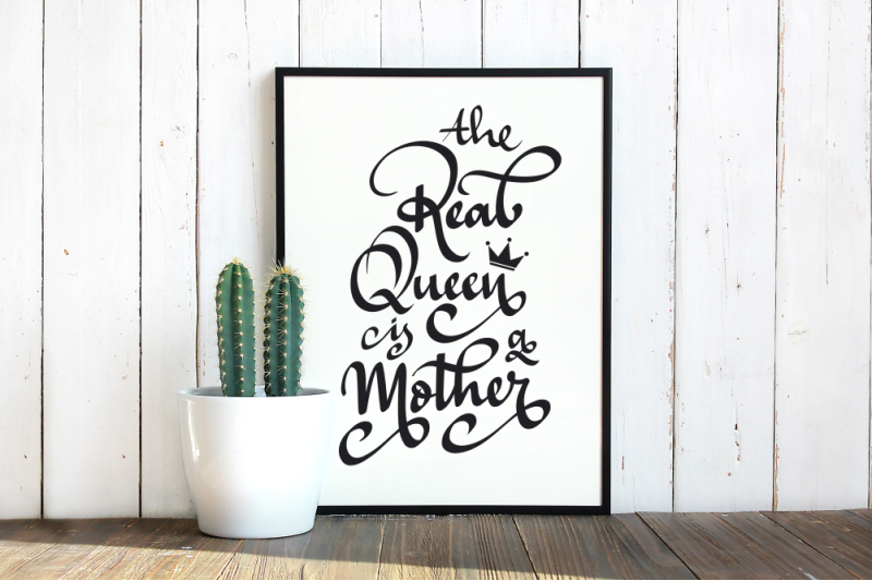 the-real-queen-is-a-mother