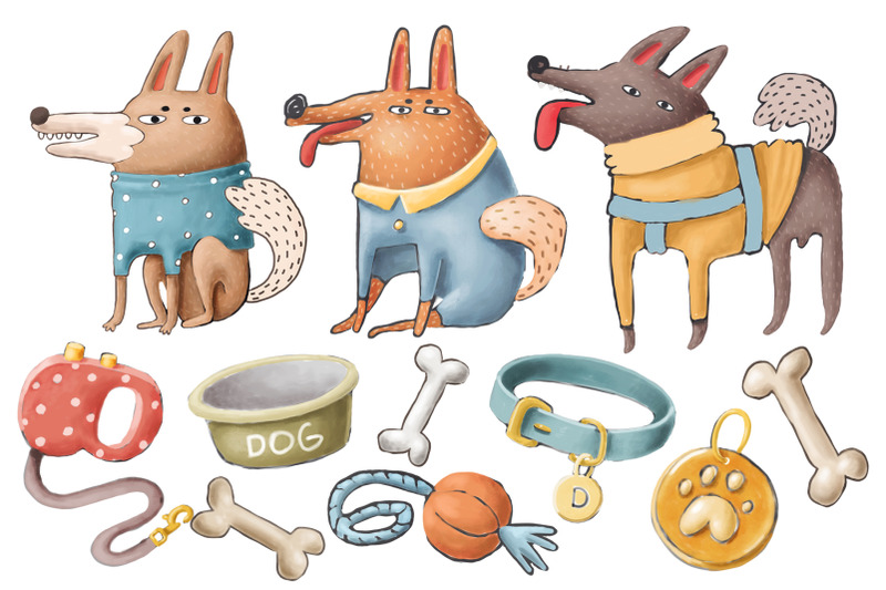 doodle-dogs-collection
