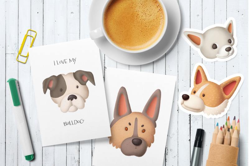 dogs-breeds-clipart
