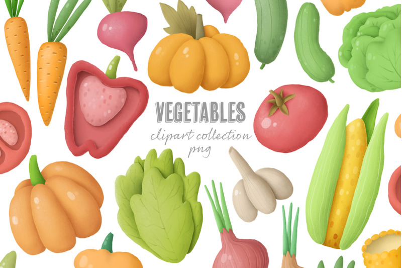 vegetables-clipart