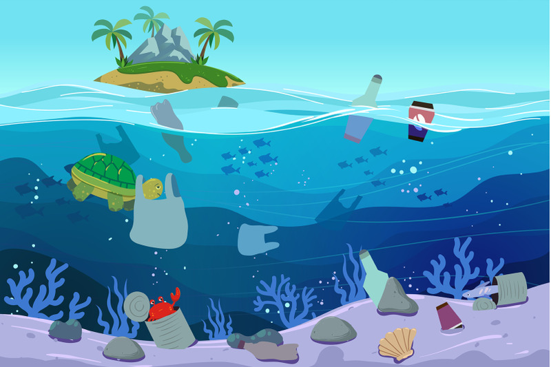 water-pollution-in-the-ocean
