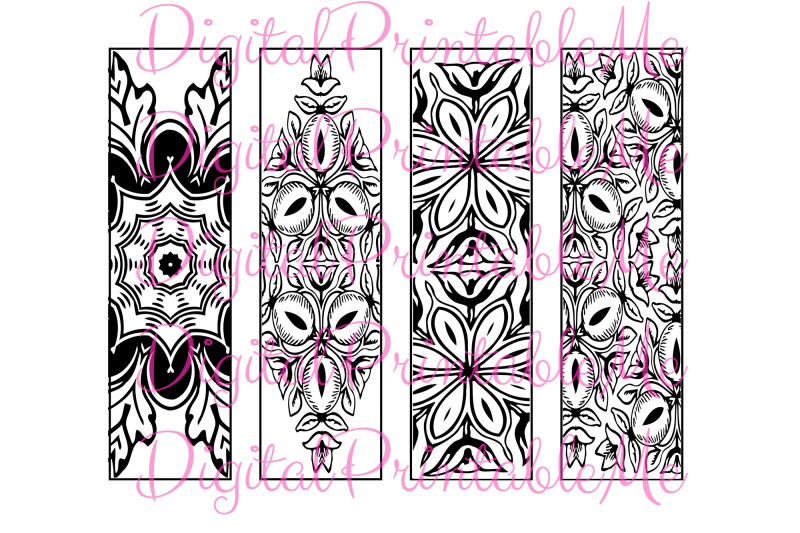 printable-bookmark-coloring-page-book-mark-adult-instant-download-digi