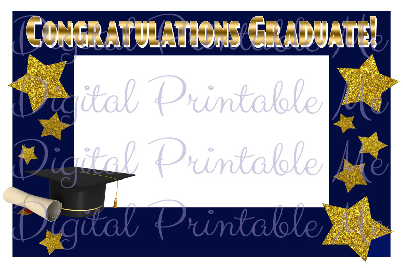 photo-booth-frame-graduation-decoration-photo-booth-prop-navy-blue-gol