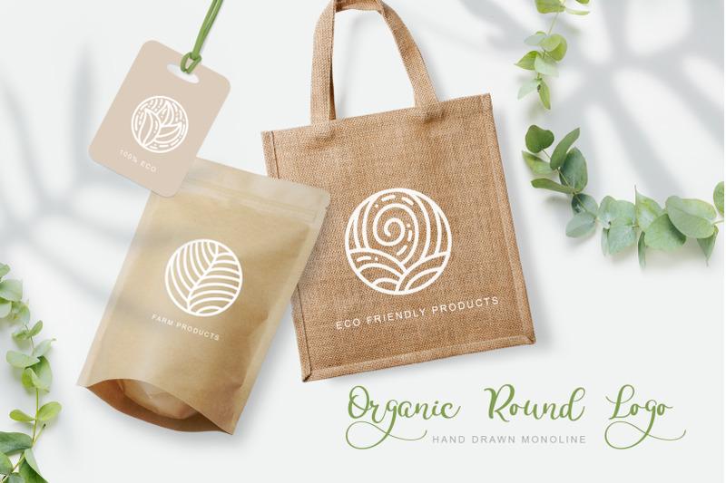 organic-round-logo