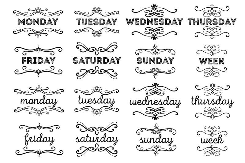 week-title