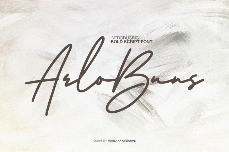 arlobuns-signature