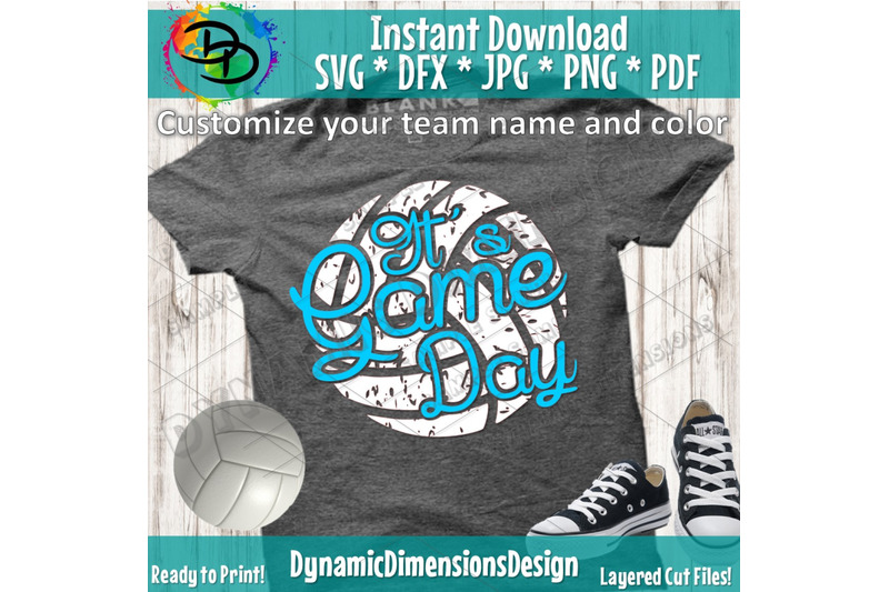 game-day-svg-volleyball-svg-its-game-day-volleyball-grunge-downloa