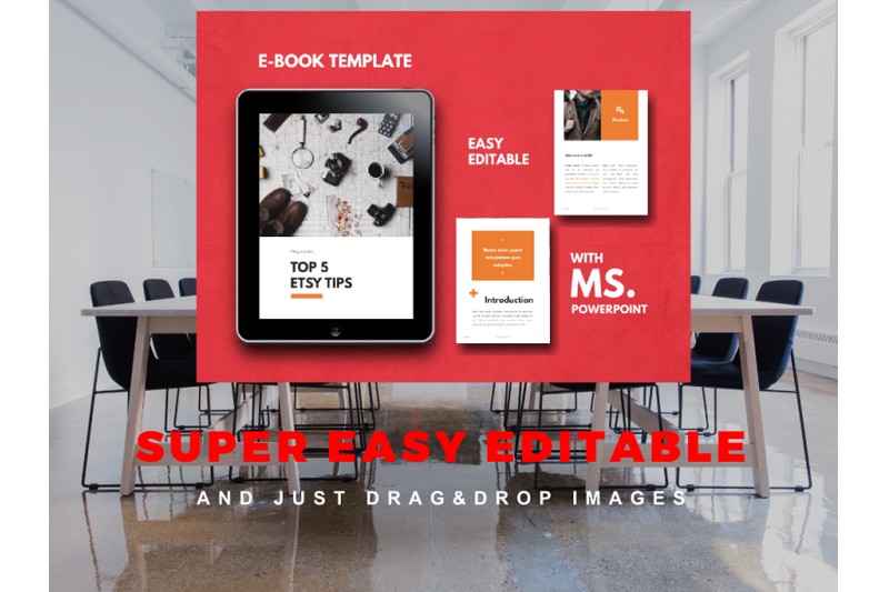 tips-ebook-powerpoint-template