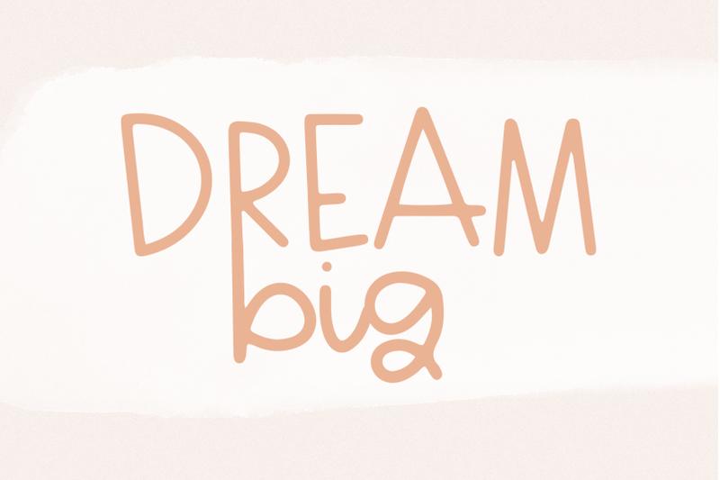 pink-margarita-a-fun-handwritten-font
