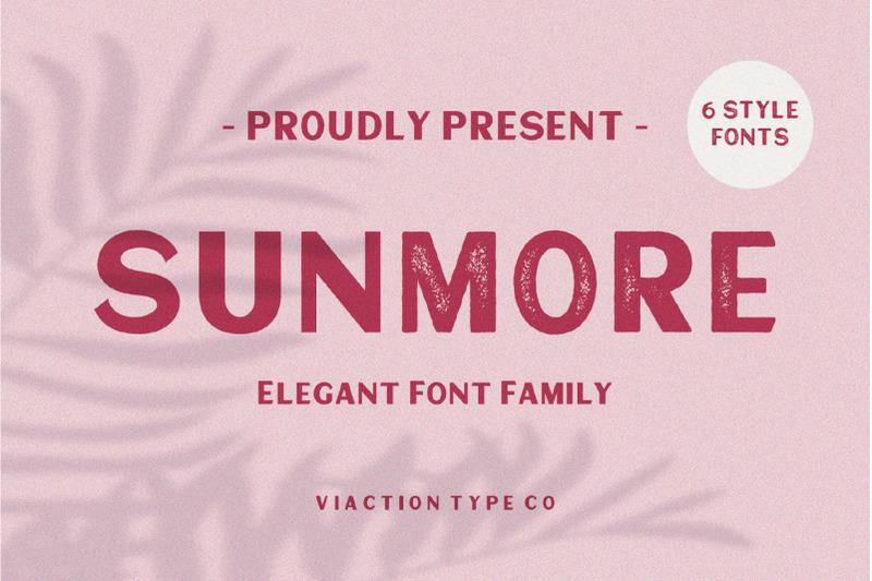 sunmore-elegant-font