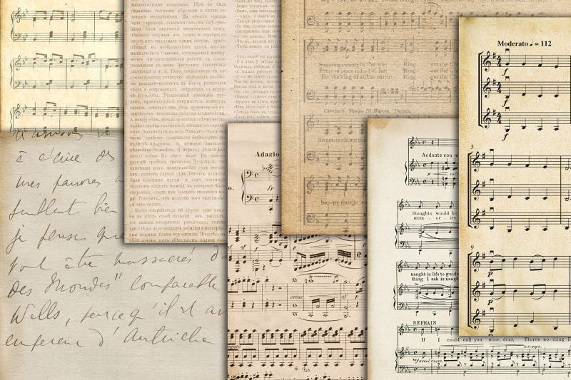antique-papers-antique-music-papers-music-digital-papers