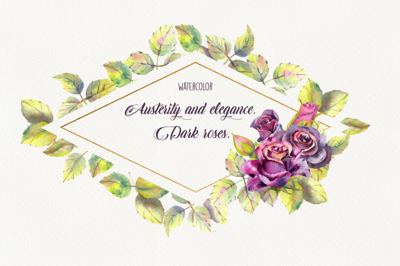 austerity-and-elegance-dark-roses