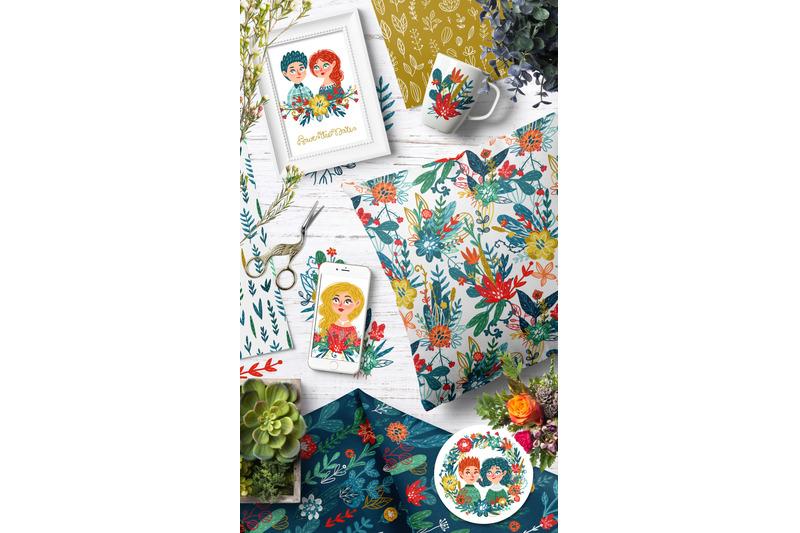 lovely-garden-hand-drawn-clipart