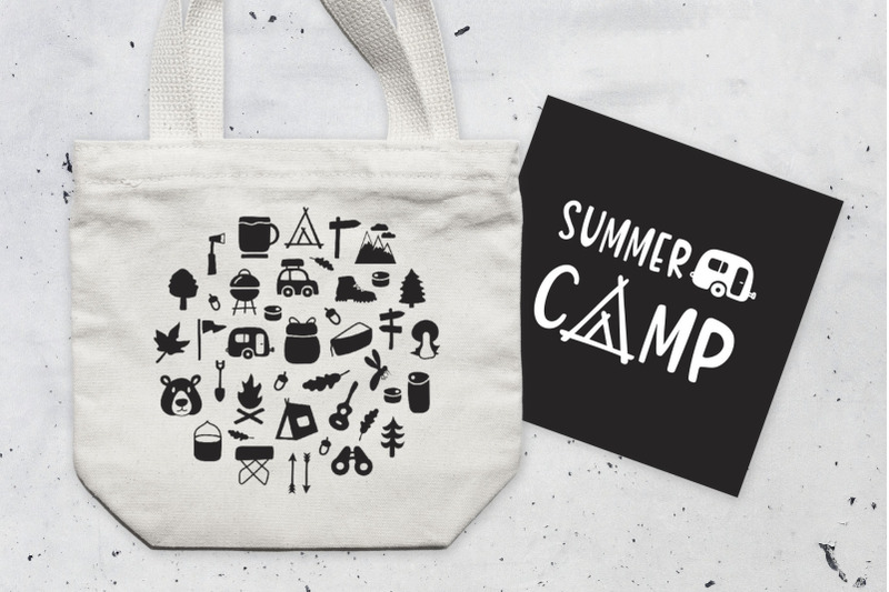 adventure-font-and-camping-pack