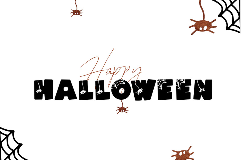 spooky-a-quirky-halloween-font