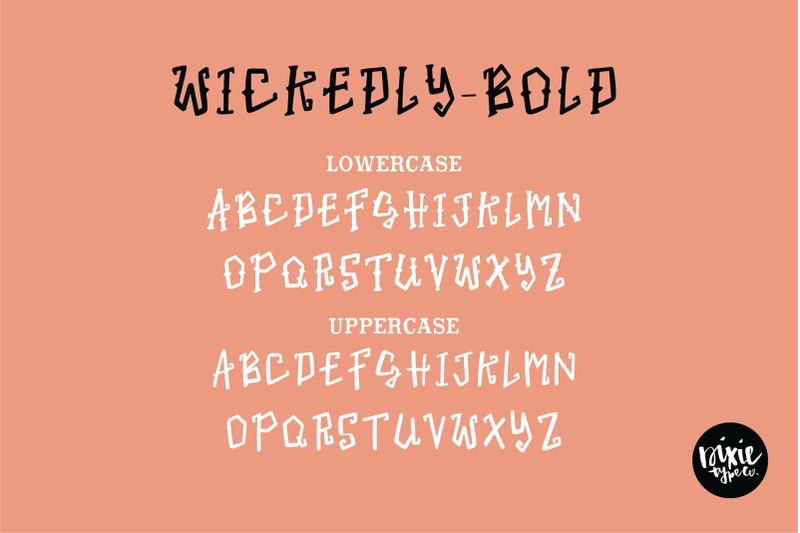 wickedly-a-decorative-halloween-font