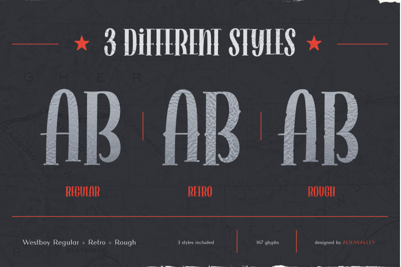 westboy-vintage-themed-font