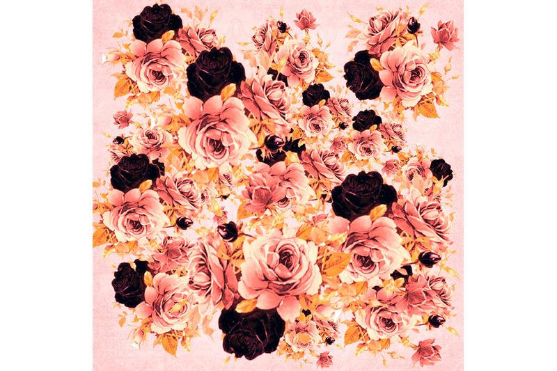 flowers-digital-paper