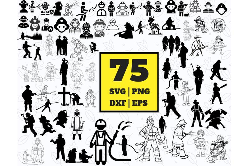 50-fireman-svg-bundle-fireman-clipart-fireman-vector-firefighter