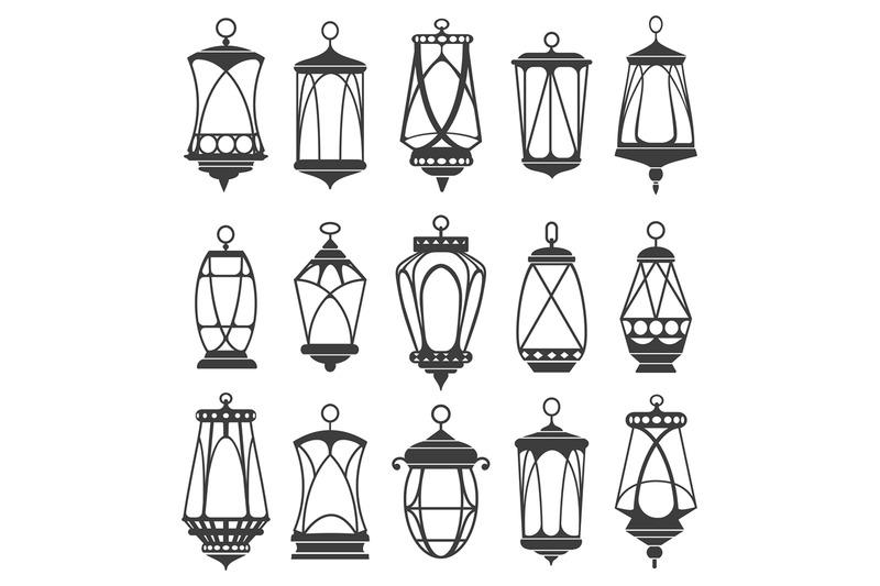 lanterns-for-ramadan-set