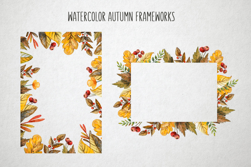 watercolor-autumn-collection