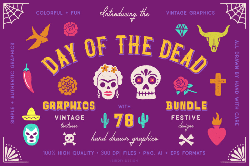 day-of-the-dead-graphics-bundle