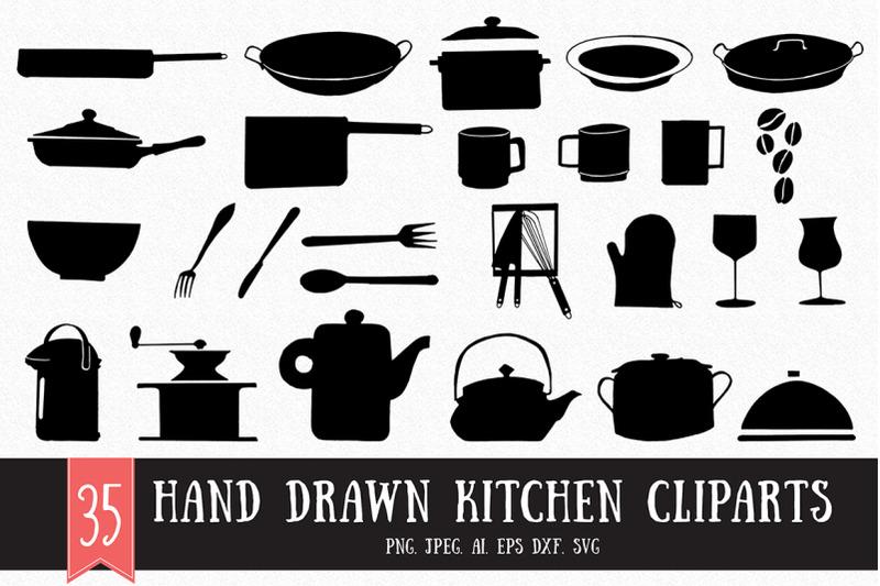 30-hand-drawn-kitchen-cliparts