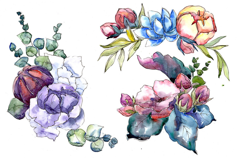 jenny-flowers-bouquet-watercolor-png