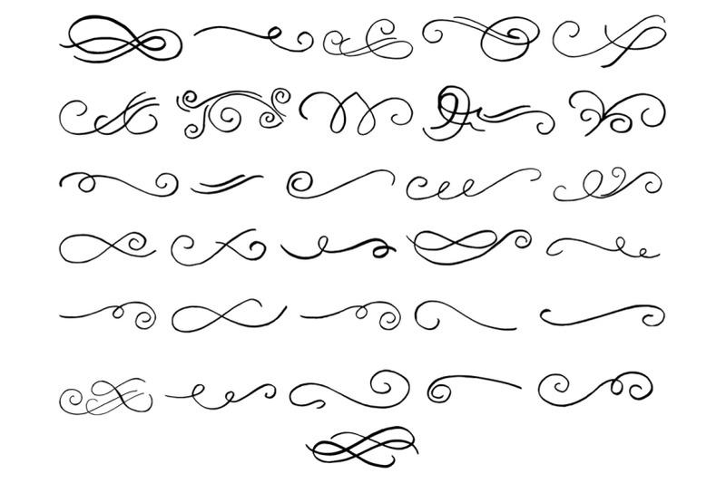 30-hand-drawn-swoosh-amp-swirl-cliparts-ver-2