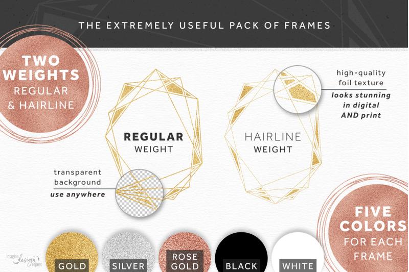 30-geometric-frames