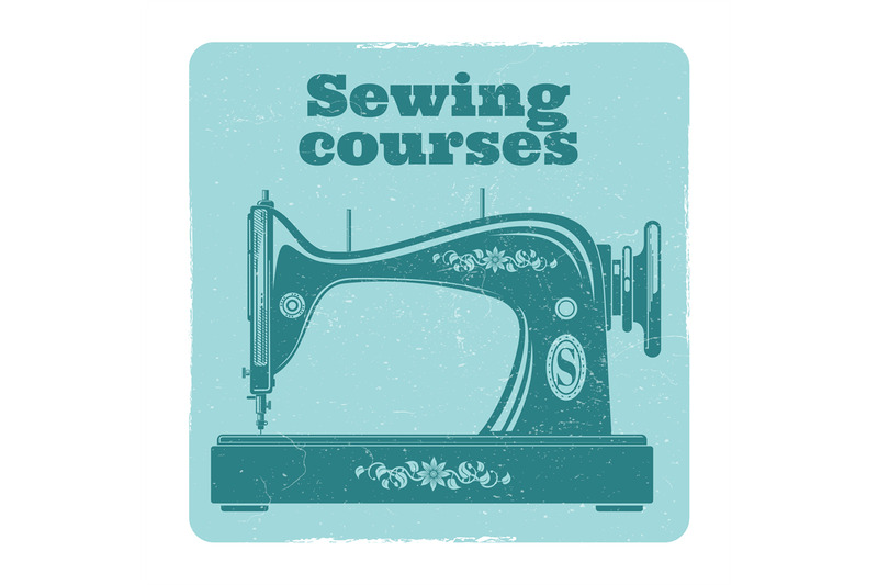 sewing-grunge-vector-label-vintage-sewing-machine-design