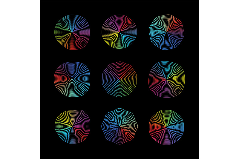 abstract-round-wave-surface-smooth-flowing-rings-dynamic-music-sound