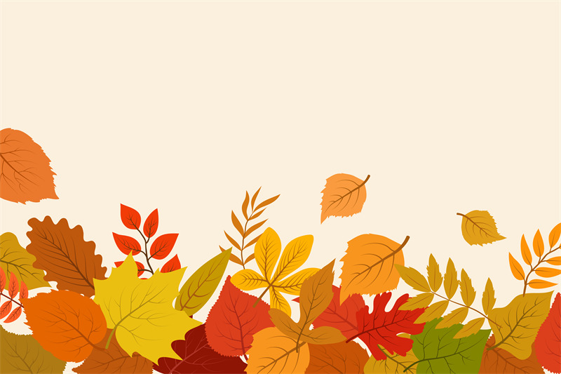 fallen-gold-and-red-autumn-leaves-october-nature-vector-abstract-back