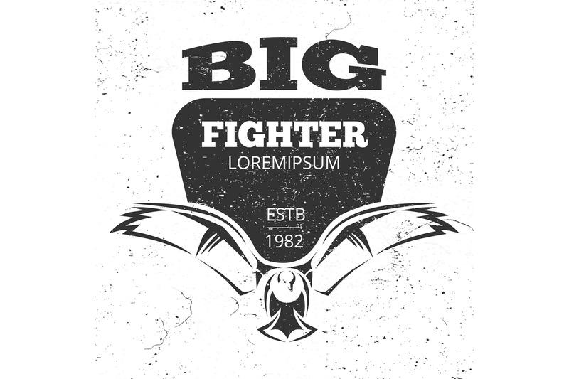 flying-eagle-grunge-emblem-or-logo