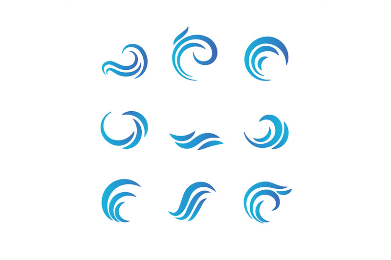 wave-emblems-ocean-water-abstract-vector-isolated-logos-and-symbols