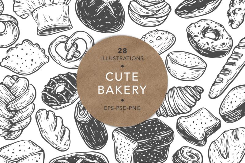 cute-bakery-vector-illustrations