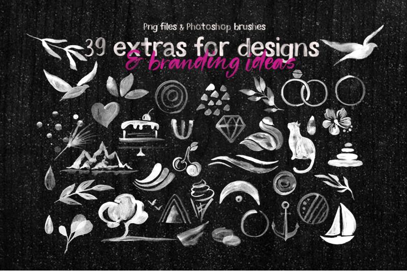 tahiti-sand-fonts-and-graphics-sale