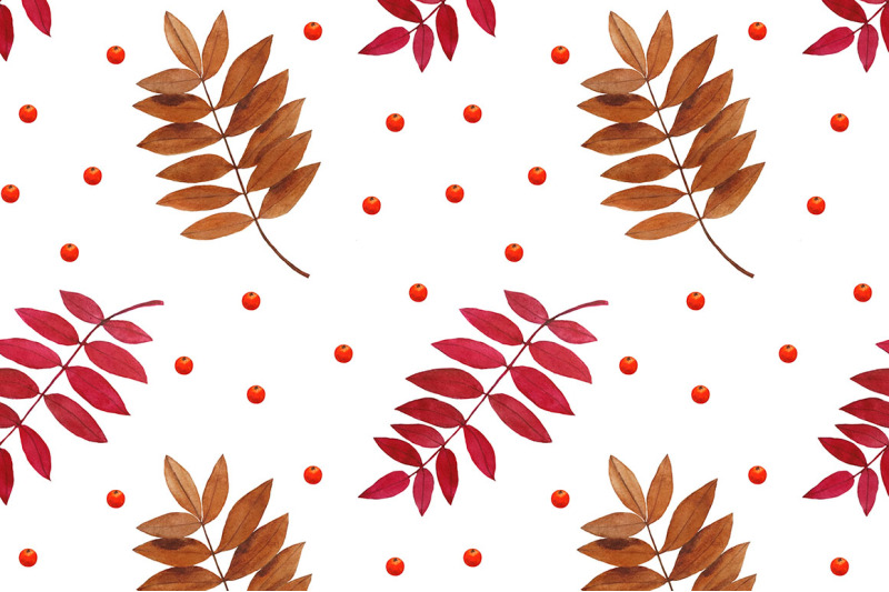 pattern-seamless-autumn-watercolor