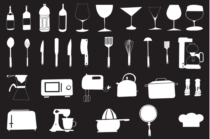 30-hand-drawn-kitchen-cliparts-ver-2