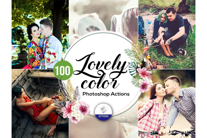 100-lovely-color-photoshop-actions