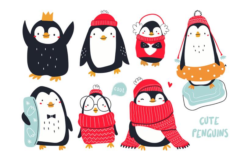 cute-penguins