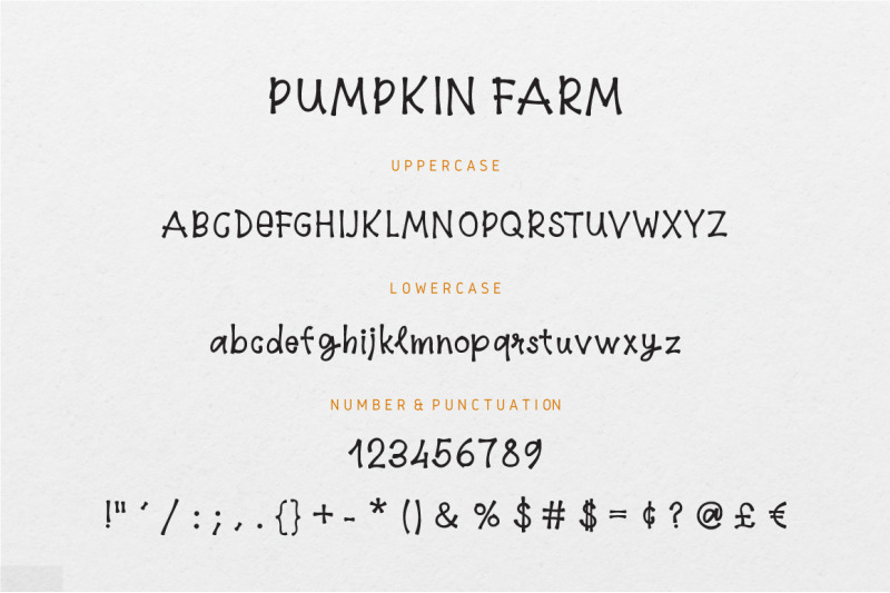 5-pumpkin-farm-font