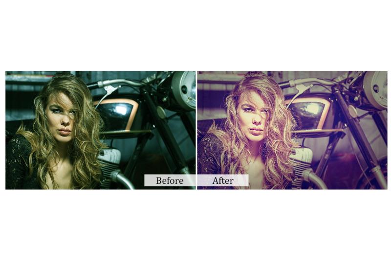 90-retro-tone-photoshop-actions