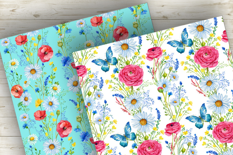 daisy-patterns-seamless-floral-paper
