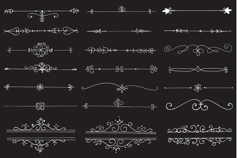 60-hand-design-element-cliparts-ver-8