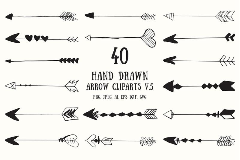 30-hand-drawn-arrows-cliparts-ver-5